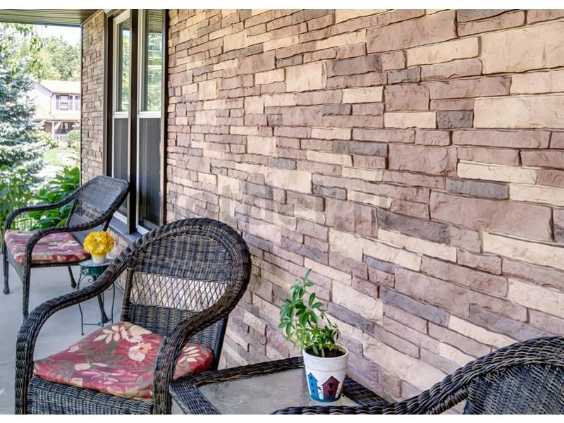 Фасадный материал Nailite Stacked Stone Premium - Santa Fe