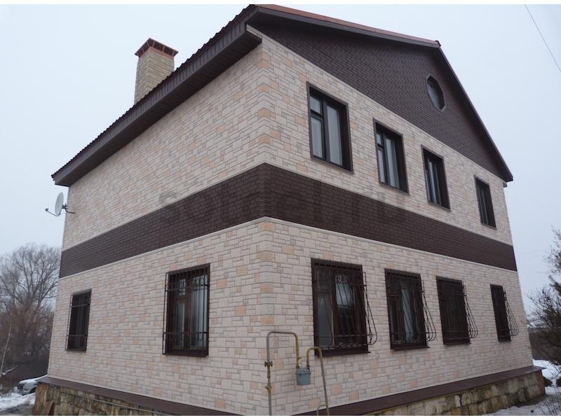 Фасадные панели Docke коллекции Burg