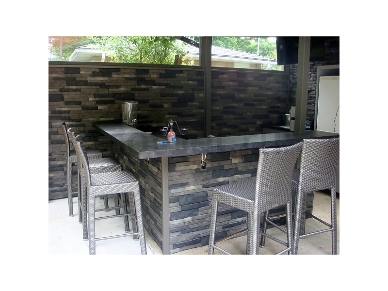 Nailite Stacked Stone Premium - Lewiston Crest
