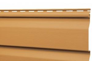 Сайдинг Mitten, панель «Sentry», цвет Amber цена 789 руб. за панель при покупке в компании «Сотдел» (Екатеринбург)