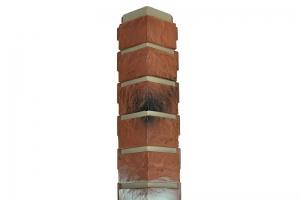 Nailite Угол Hand-Laid Brick 457*101 мм цена 705 руб. за шт при покупке в компании «Сотдел» (Екатеринбург)