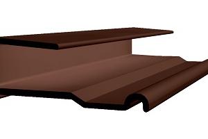 WF Финишный профиль Деке (шоколад) цена 220 руб. при покупке в компании «Сотдел» (Екатеринбург)