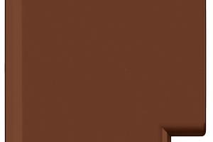 WF Угловая планка Деке (шоколад) цена 92 руб. при покупке в компании «Сотдел» (Екатеринбург)