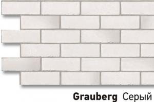 Панель «Berg» под кирпич, цвет серый цена 583 руб. при покупке в компании «Сотдел» (Екатеринбург)