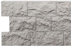 Панель «Fels» под природную скальную породу, цвет жемчужный