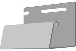 Фасадный J-профиль 30 мм Деке цена 236 руб. при покупке в компании «Сотдел» (Екатеринбург)