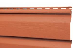 Сайдинг Mitten, панель «Sentry», цвет Burnt Orange
