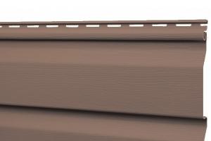Сайдинг Mitten, панель «Sentry», цвет ChestnutBrown