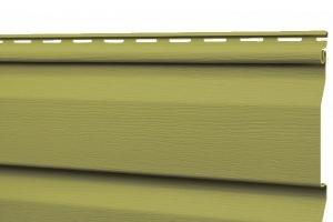 Сайдинг Mitten, панель «Sentry», цвет Olive Green